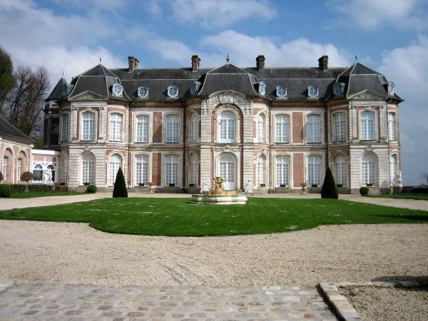 Château de LONG du XVIIIème siècle - la Folie de Buissy