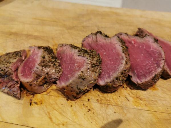 Une viande de qualité cuite à souhait